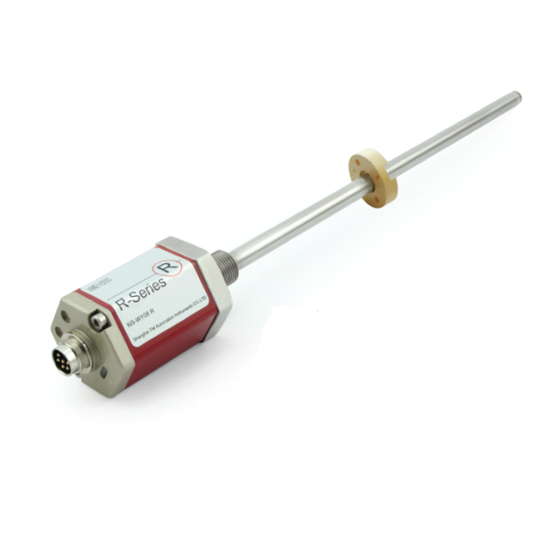 High Resolution Magnetostrictive Displacement Sensor